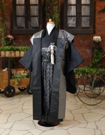 ジュニア着物・洋装:男児